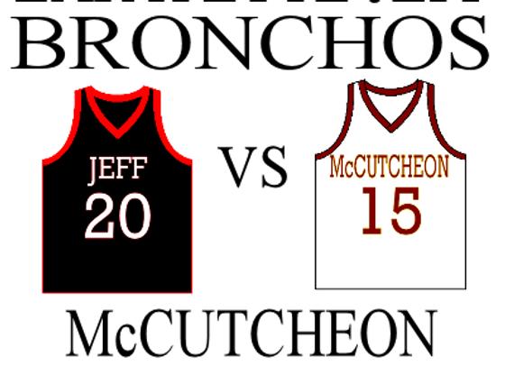 2/12 Lafayette Jeff vs McCutcheon - BBall