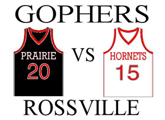 11/25 Clinton Prairie vs Rossville - Girls BBall