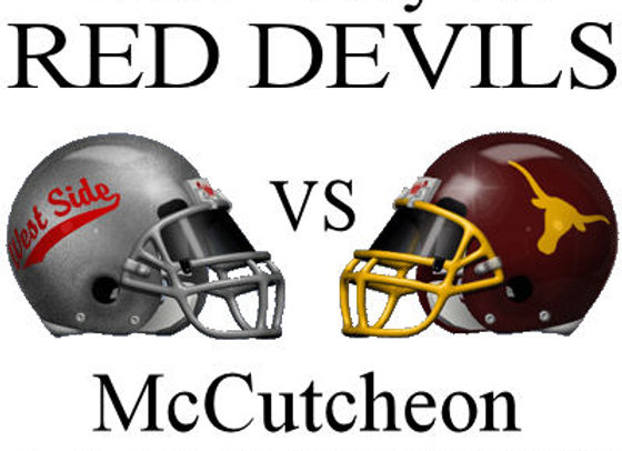 Wk2 West Laf Red Devils vs McCutcheon Mavericks