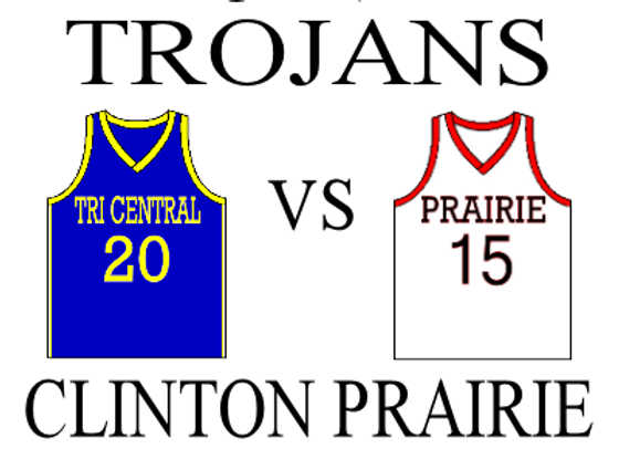 12/16 Tri-Central vs Clinton Prairie - Girls BBall