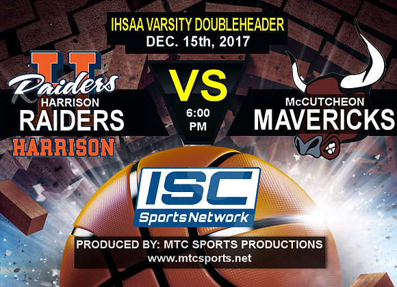 12/15/17 Harrison vs McCutcheon - BBB