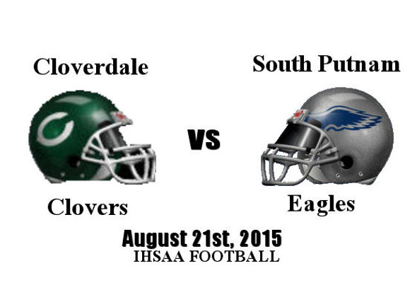 Wk1 Cloverdale vs South Putnam - IHSAA Football