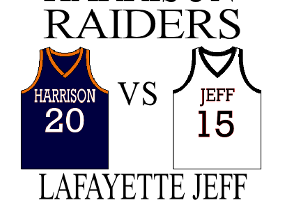 2/20 Harrison vs Lafayette Jeff - Boys BBall