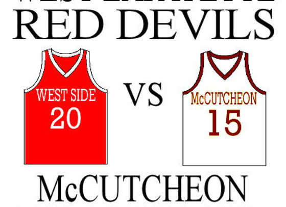 11/26 West Lafayette vs McCutcheon - Boys BBall