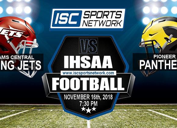 11/16/18 - Adams Central vs Pioneer