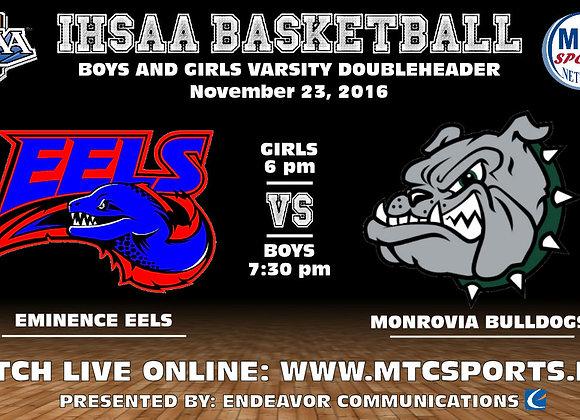 11/23/16 Emincence vs Monrovia