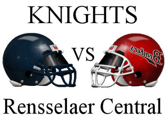 Wk8 Central Catholic Knights vs Rensselaer Bombers