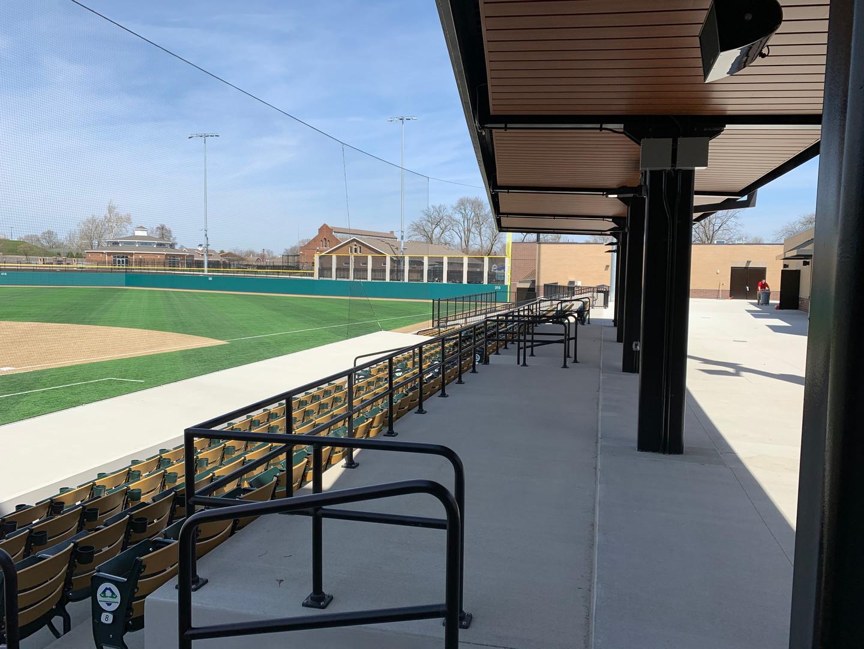 Loeb Stadium Concourse