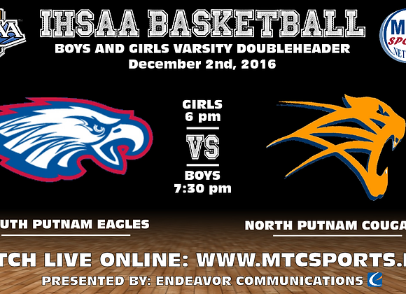 12/2/16 South Putnam vs North Putnam - GBB