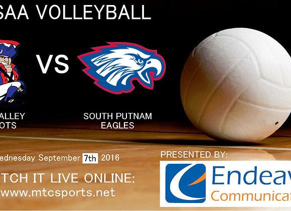 9/7/16 Owen Valley vs South Putnam VB