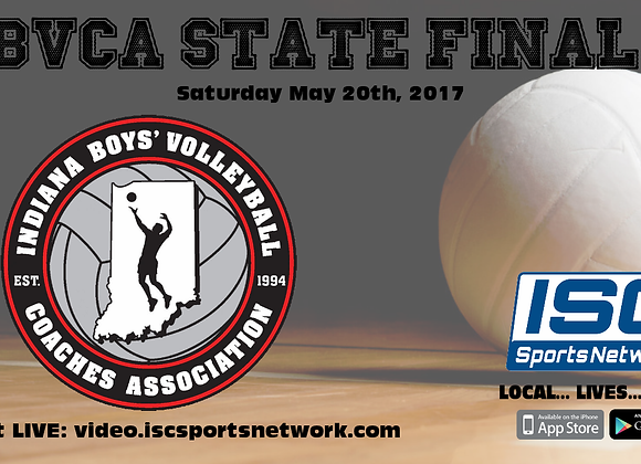 IBVCA State Finals: Carmel vs Noblesville