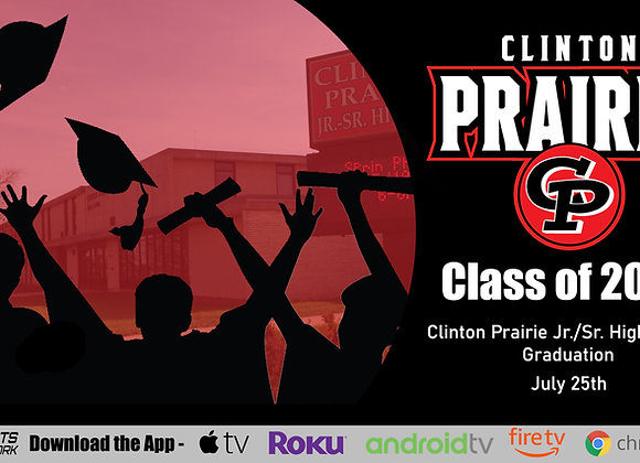 Clinton Prairie Class of 2020 Graduation Ceremony