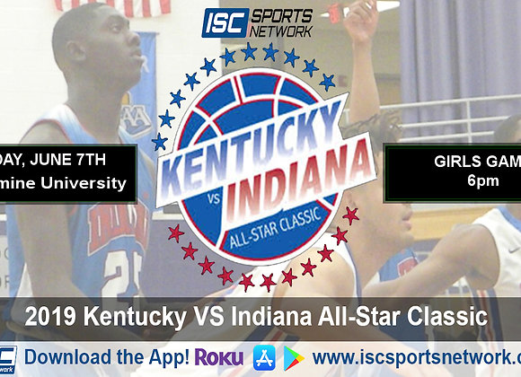 Indiana vs Kentucky All Star Classic - Girls Basketball