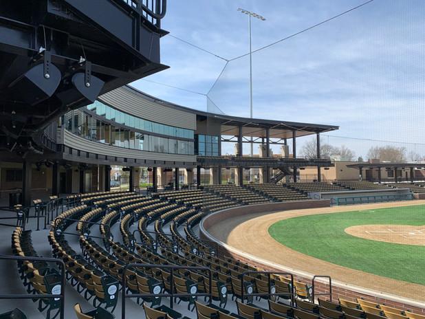 Loeb Stadium Seats