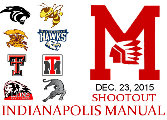 12/23/15 Chi. Evergreen (IL.) vs Indy Manual - BBB