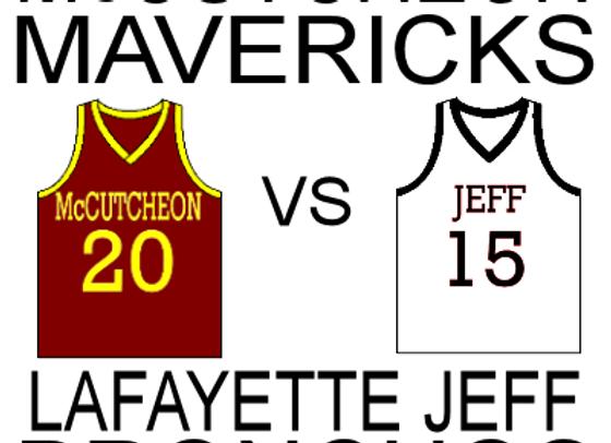2/4/16 McCutcheon vs Lafayette Jeff