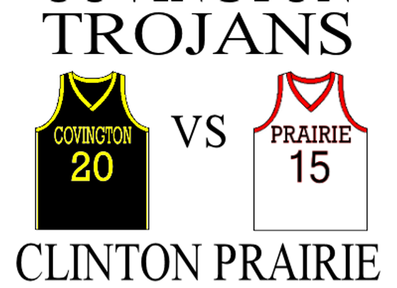 2/14 #1 Covington vs Clinton Prairie - BBall