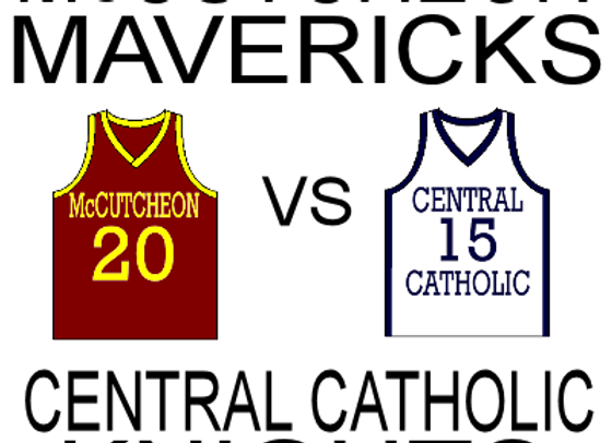 12/8/15 McCutcheon vs Central Catholic - GBB