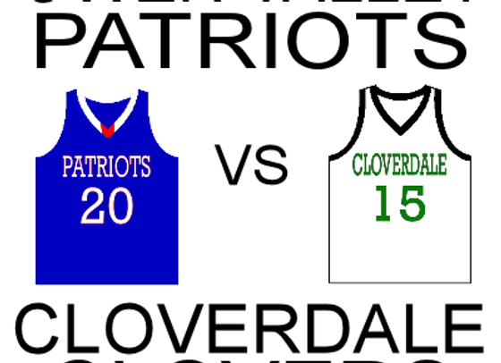 1/8/16 Owen Valley vs Cloverdale - BBB