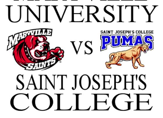 2/5 Maryville U vs Saint Joseph's - M