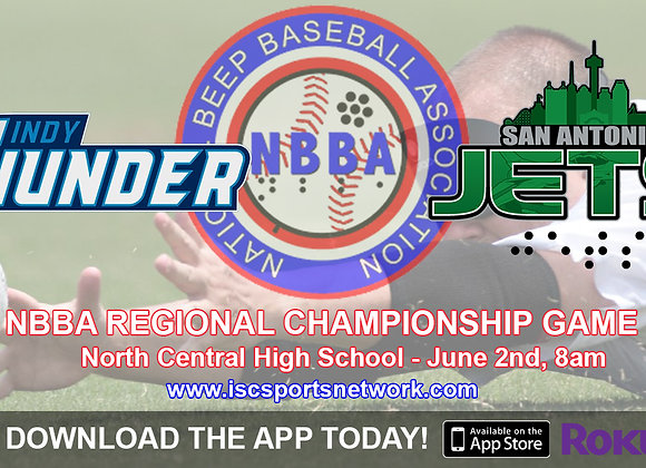2019 NBBA Beep Ball Regional Championship