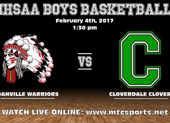 2/4/17 Danville vs Cloverdale - BBB