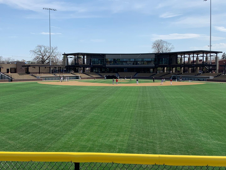 Loeb Stadium CF View
