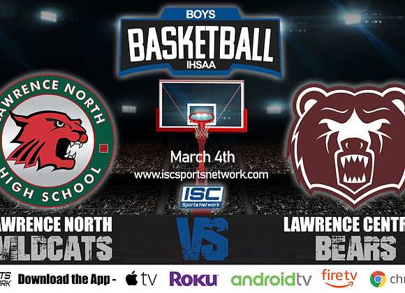 3/4/2020 Lawrence North vs Lawrence Central - IHSAA Boys Basketball