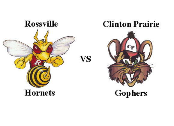 10/1 Rossville vs Clinton Prairie - IHSAA VB