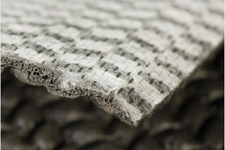 Commercial carpeting underlayment