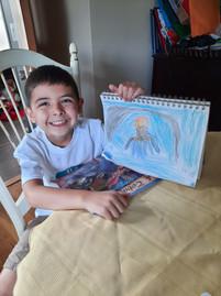 Giovanni, age 6