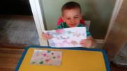 Uri, age 3