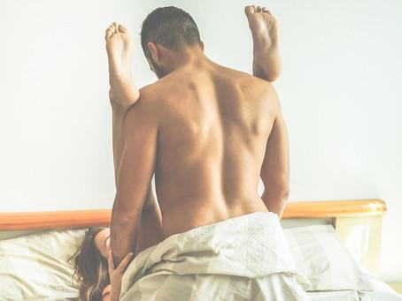5 Best Sex Positions