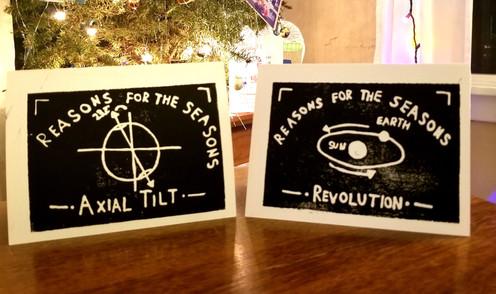 Axial Tilt and Revolution