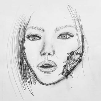 Sketch 2016 by Juliet Hillbrand
