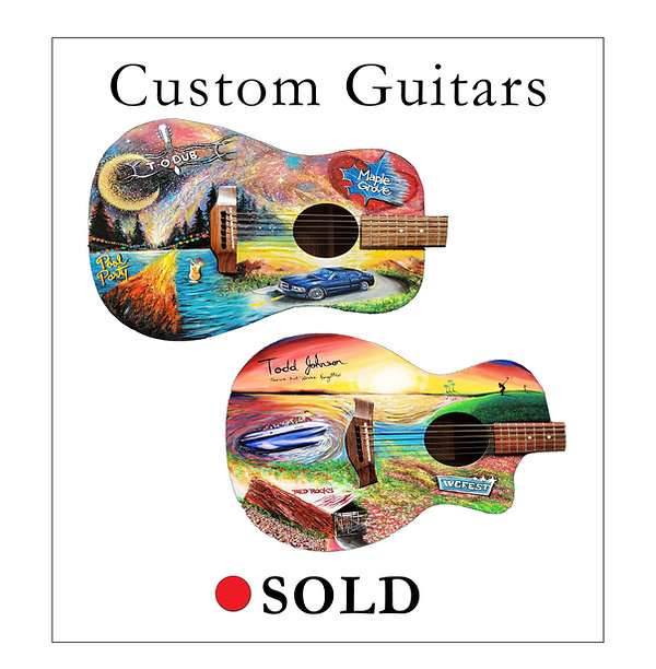 Custom Guitars Together - For Website an