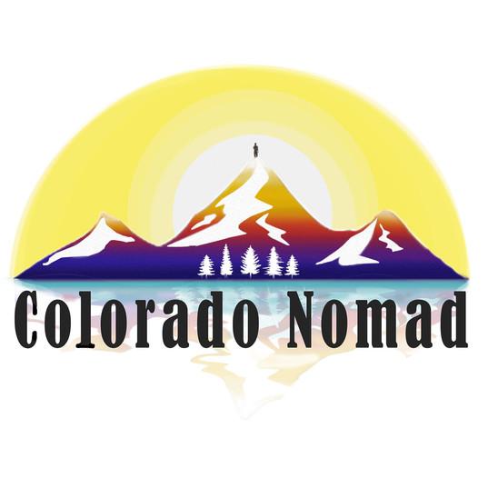 Colorado Nomad Graphic- Design for Clien