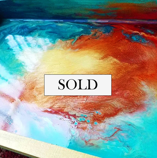 Vics Tray - Blue red and Gold - SOLD.jpg