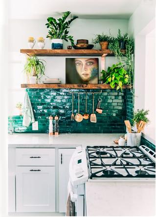 Lena on Teal Kitchen Shelf.jpg