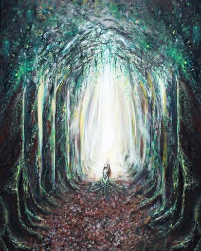 Metamorphasis  - by Juliet Hillbrand - A