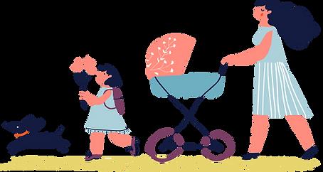 Coaching bij depressie moeder mama bevalling neerslachtig alleen