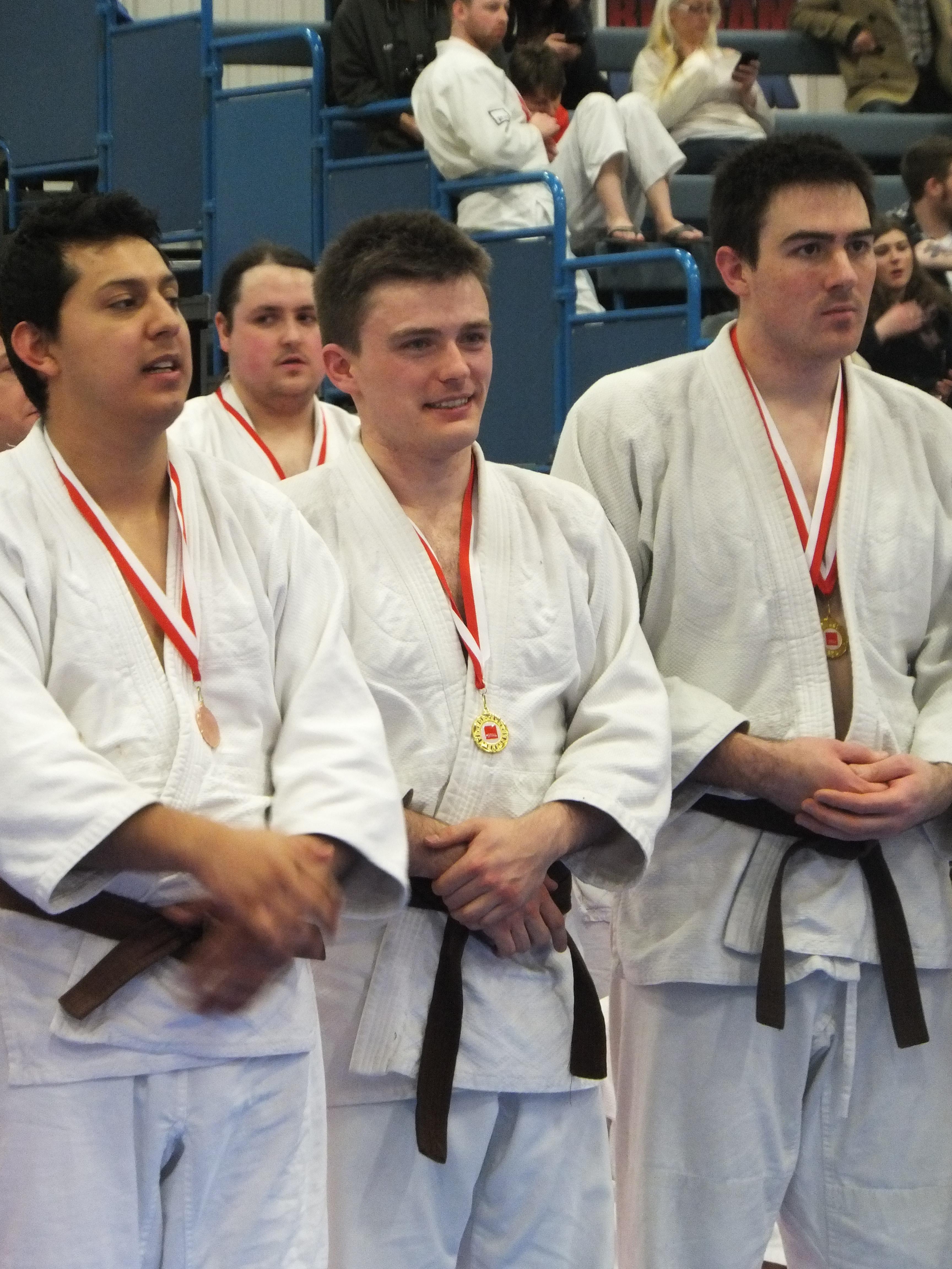 Nev wins gold