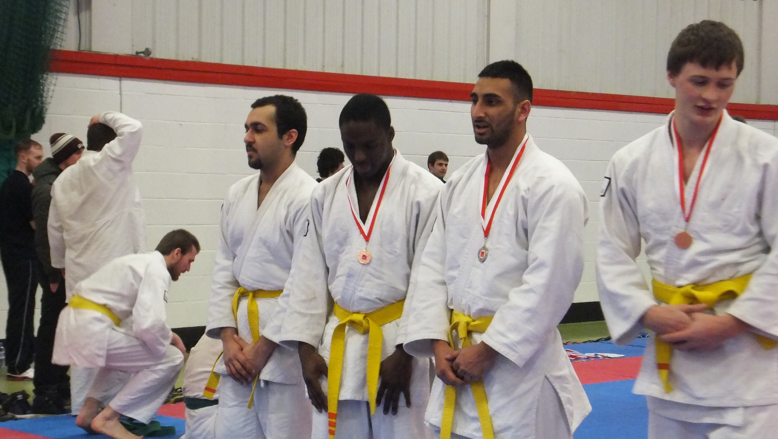 Eddy wins bronze