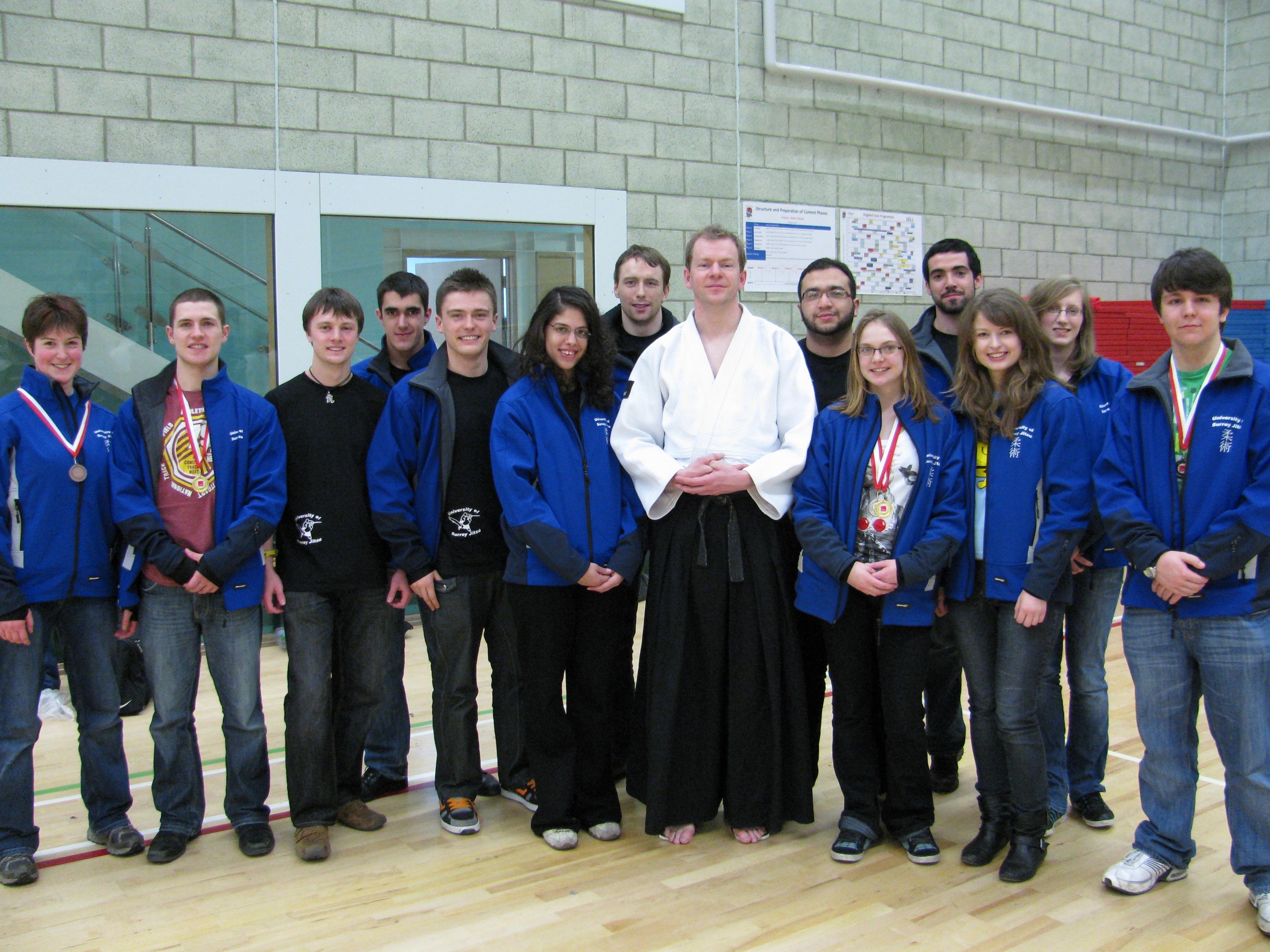 Surrey Jitsu success!