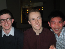 The boys in the bar