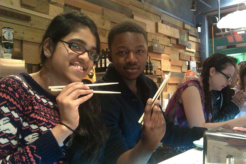Yo Sushi Social