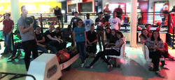 Surrey Jitsu goes bowling