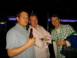 Dave, Chris & Nath