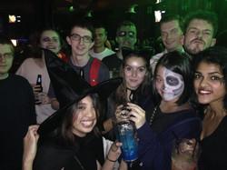 Hallowe'en Social 2014