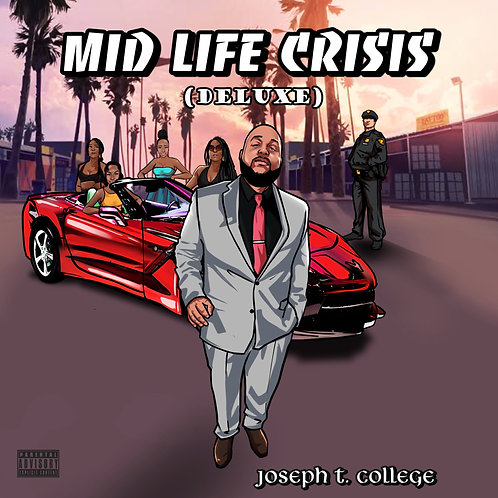 Mid Life Crisis (Deluxe) Autographed CD + Digital Download